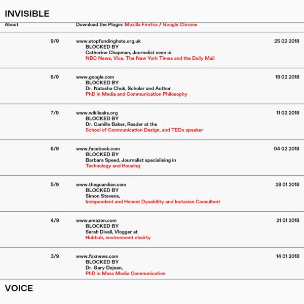 Invisible Voice
