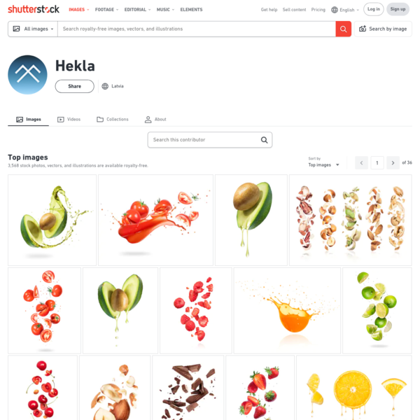 Stock Photo and Image Portfolio by Hekla | Shutterstock