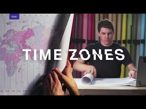 How time zones are subtly messing with you