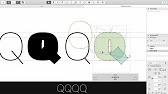 Typeface design screencasts - YouTube