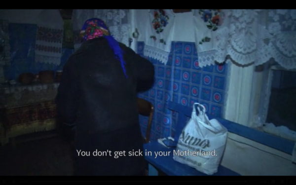 You don't get sick in your Motherland