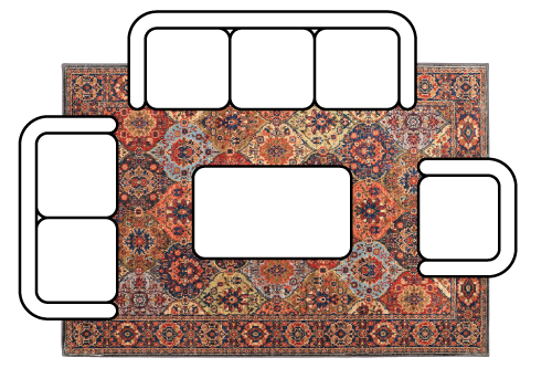 How to pick the right size rug | CarpetMart.com