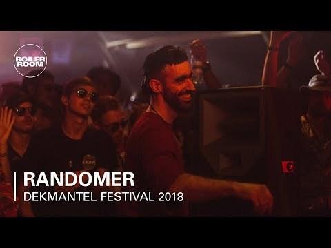 Randomer   Boiler Room x Dekmantel Festival 2018