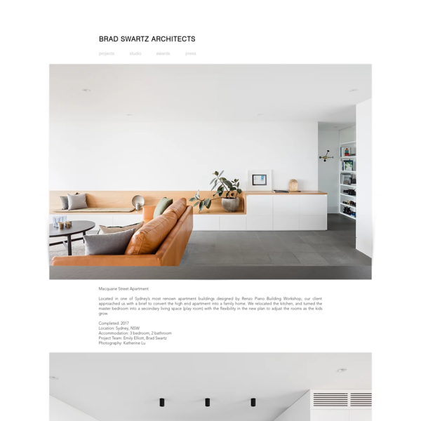 Macquarie Street Apartment