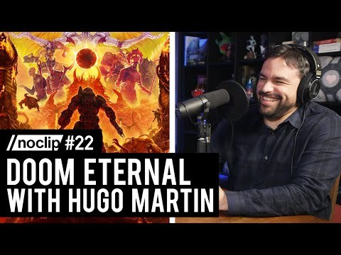Designing DOOM Eternal with Hugo Martin - Noclip Podcast #22
