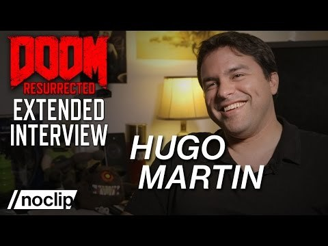 Hugo Martin on the Creativity Behind DOOM