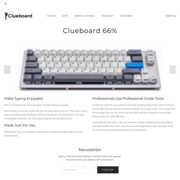 Clueboard