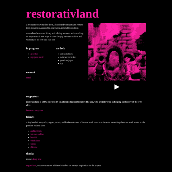 restorativland