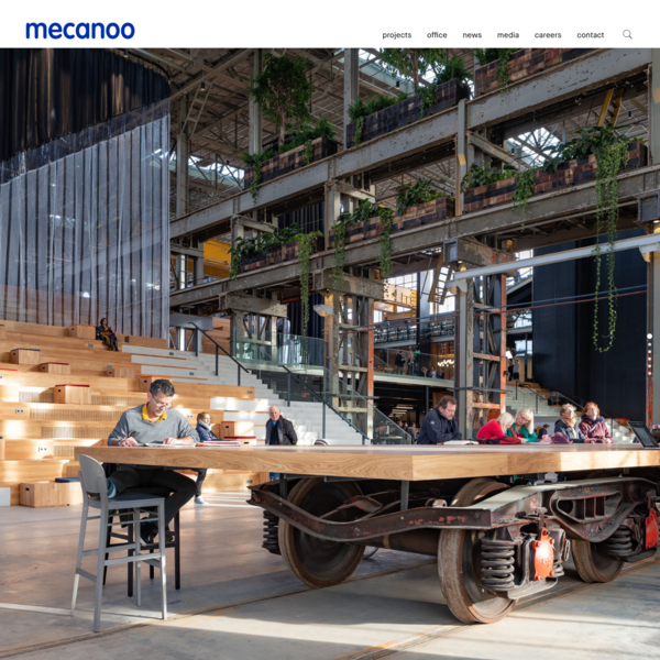 We are Mecanoo
