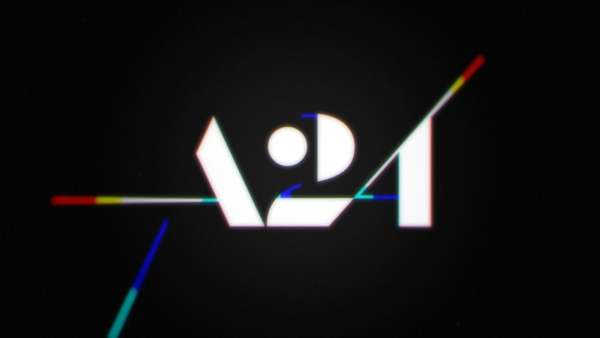 A24 Films Motion Graphic