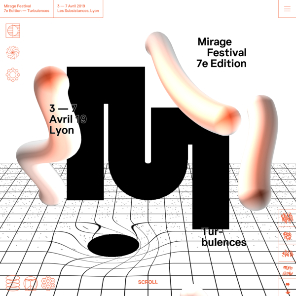 Mirage Festival 7e Edition - Turbulences