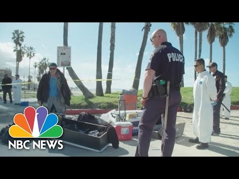 The Humanitarian Crisis In Plain Sight On The Streets Of L.A.   NBC News