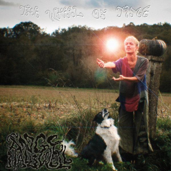 Ange Halliwell - The Wheel Of Time, by Ange Halliwell