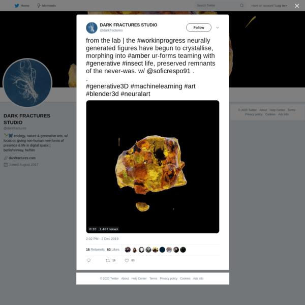 DARK FRACTURES STUDIO on Twitter