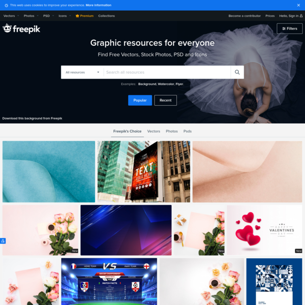 Freepik | Download now millions of free vectors, photos and PSD files
