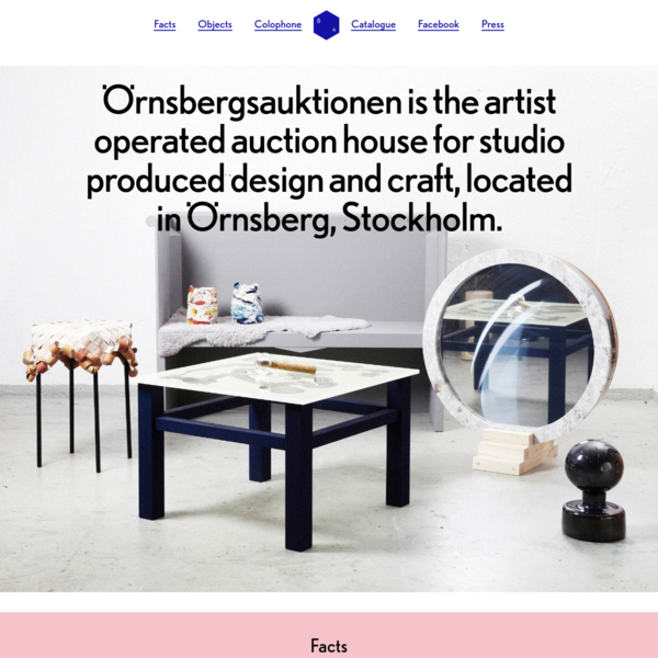 🔨 Örnsbergsauktionen 2014 · February 2-7