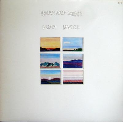 Eberhard Weber – Fluid Rustle (1979)