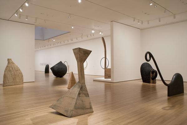 Martin Puryear at MoMA