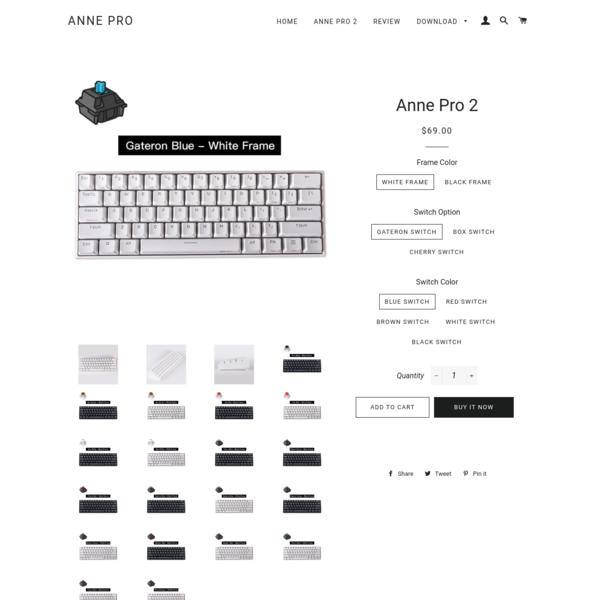 Anne Pro 2