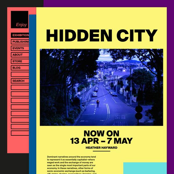 Hidden City | Enjoy Gallery