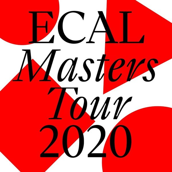#ECAL #Masters Tour #2020 TypeDesign #Photography #Product #Design - Portfolio review, admission information... and drinks! ...