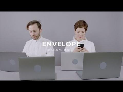 Envelope - temporarily transform your phone into a simpler, calmer device