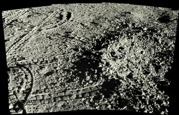 Chang'e-4 lander image