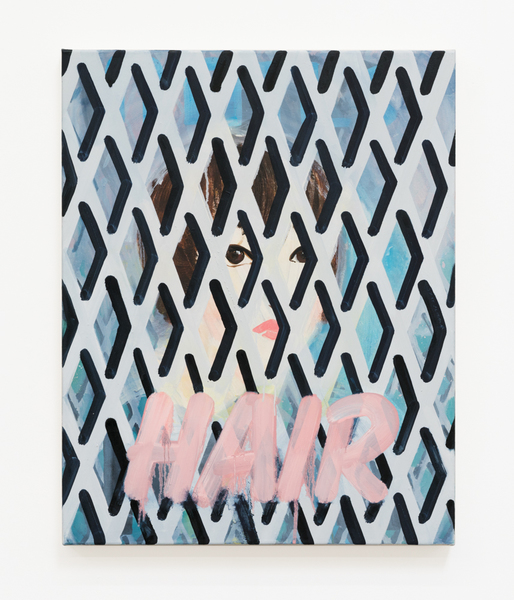 Becky Kolsrud, Hair, 2016