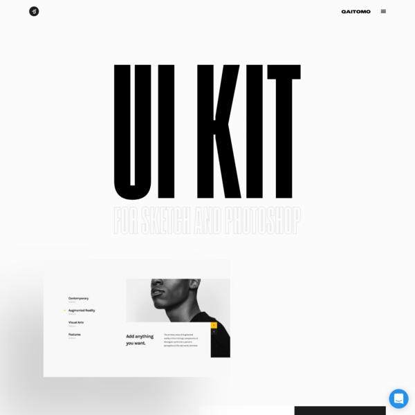 Qaitomo UI Kit