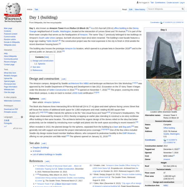 Day 1 (building) - Wikipedia