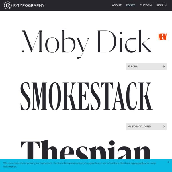 R-Typography