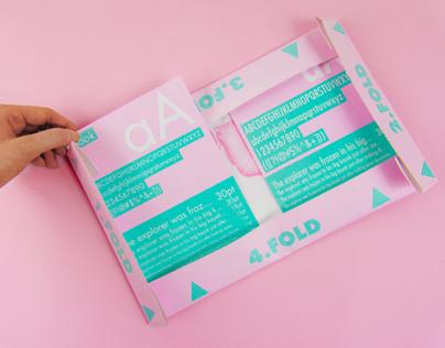 Futura Typography Specimen Book