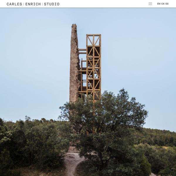 Home - Carles Enrich Studio