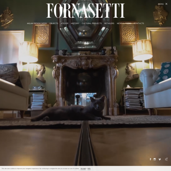 Fornasetti   Home