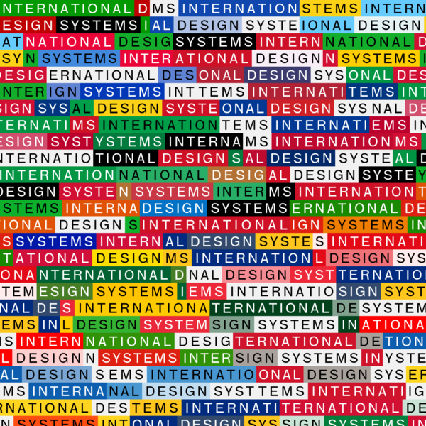 Design Systems International