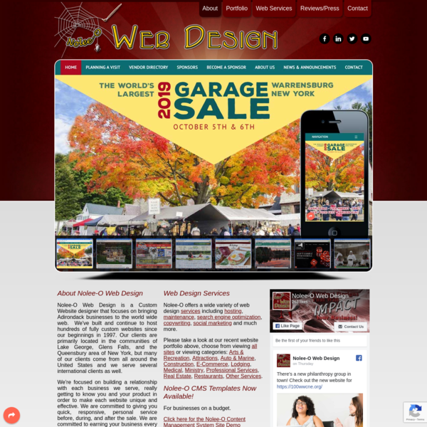 Nolee-O Web Design