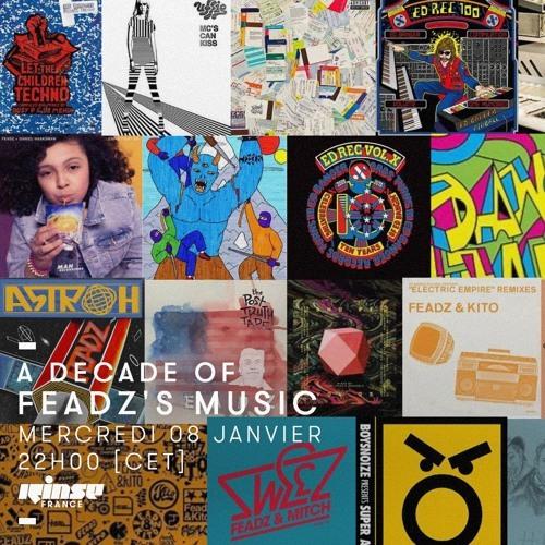 Rinse FDZ Decade Mix by FEADZ