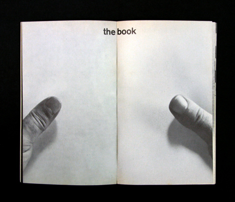 Marshall McLuhan and Quentin Fiore, The Medium is the Massage, Bantam Books, 1967