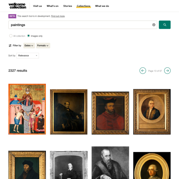 paintings | Catalogue search