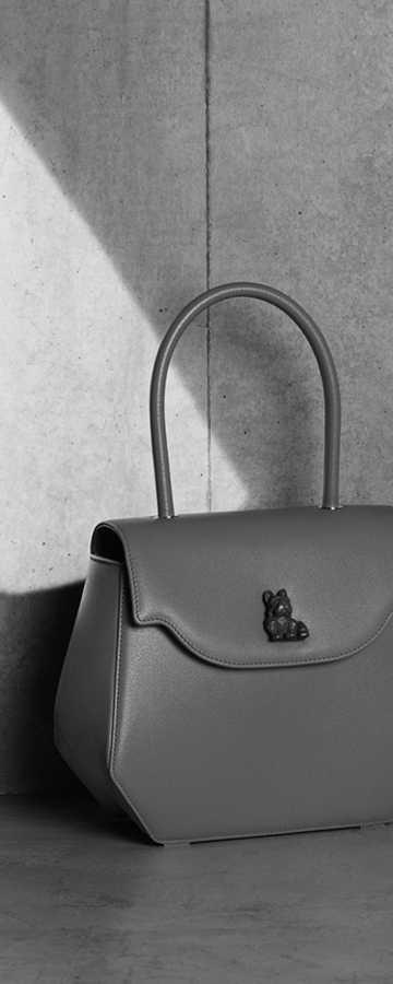 Pramma is a collection of handbags created by accessory designer Stefania Pramma.
