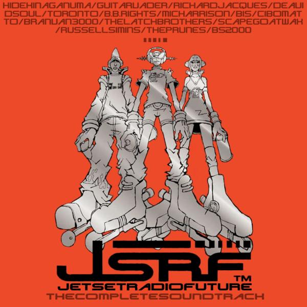 Scitron Digital Content – Jet Set Radio Future Soundtrack
