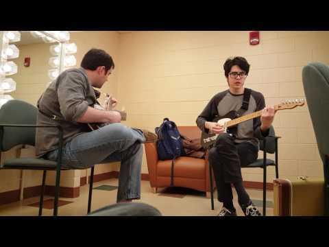 Will & Cameron Maud Gone Rehearsal