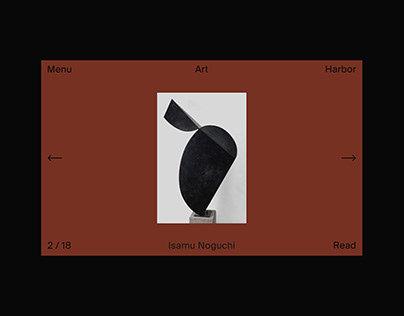 Harbor - digital gallery