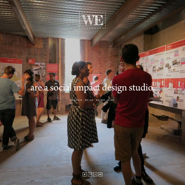 designing the WE