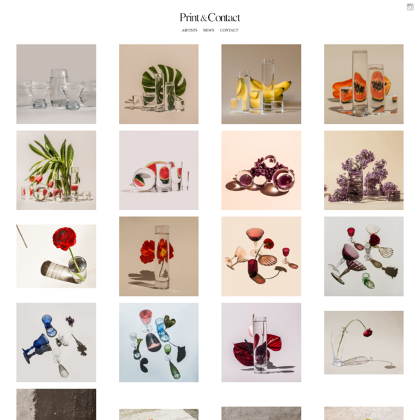 Still Life - Print & Contact