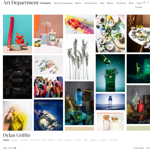 Art Department - Photography - Dylan Griffin