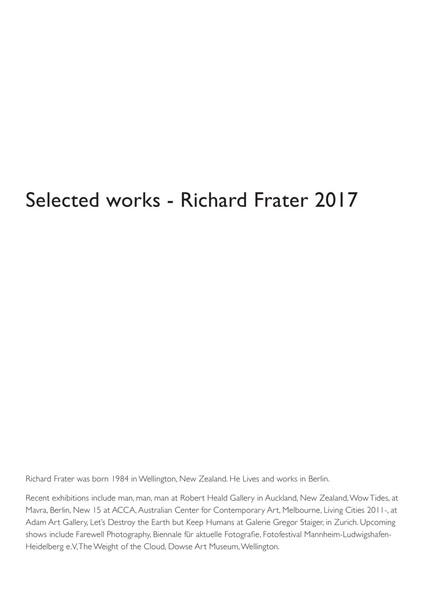 richard-frater-selected-works-2017