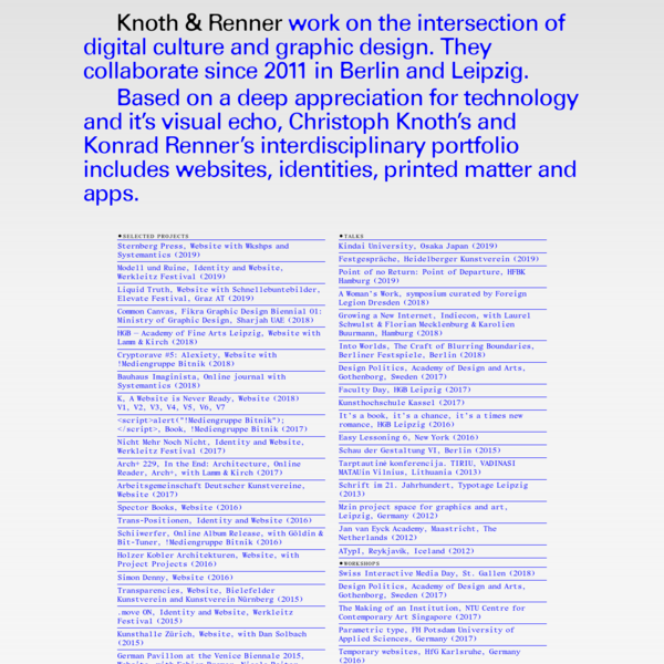 Knoth & Renner