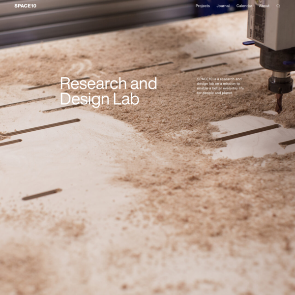 SPACE10 | Research and Design Lab