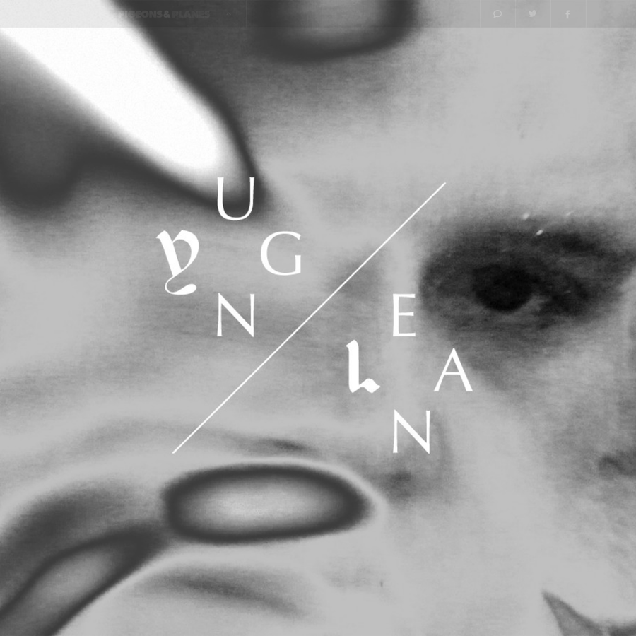 It's just past 4 p.m. in Sweden, and Yung Lean is sitting in his sparsely decorated bedroom, getting a tattoo while listening to Future and Nirvana. I'm over 1200 miles away in Southampton, England, talking to the 19-year-old Swedish artist via Google Hangouts.